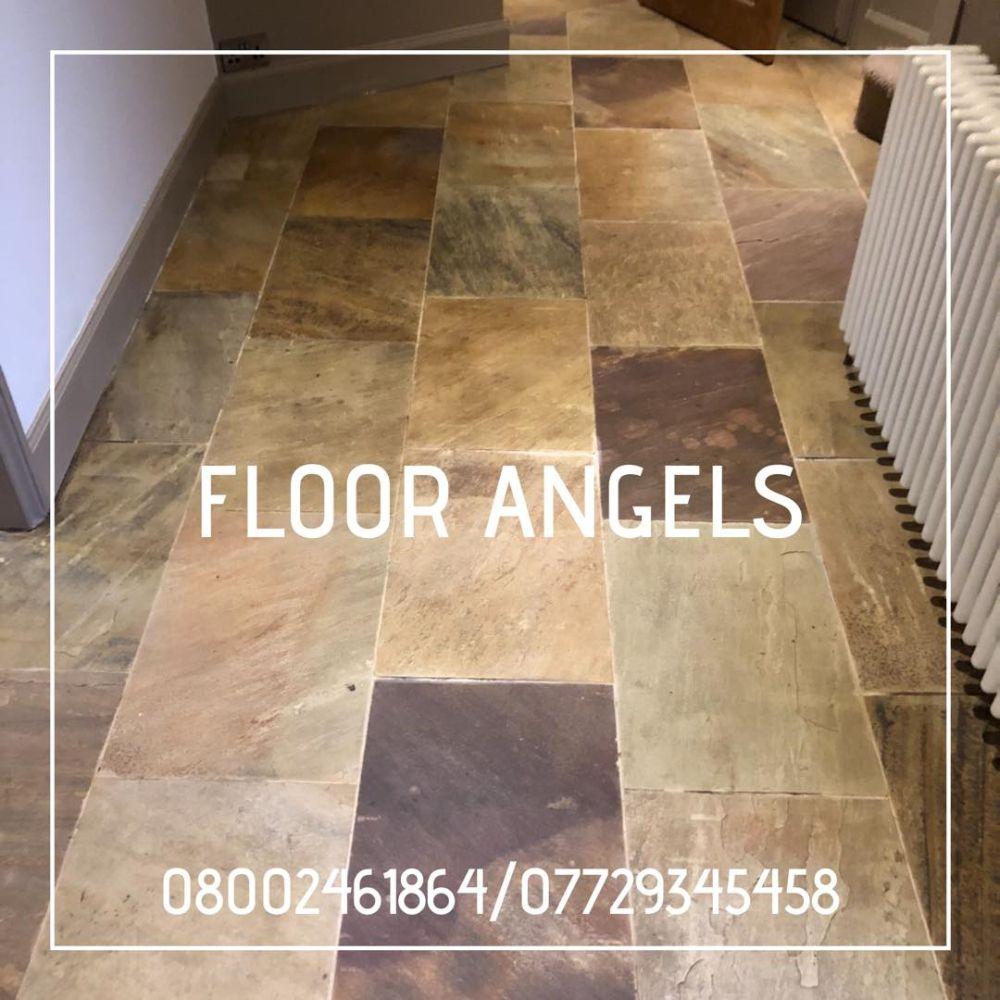 hard floor restoration company in huddersfield