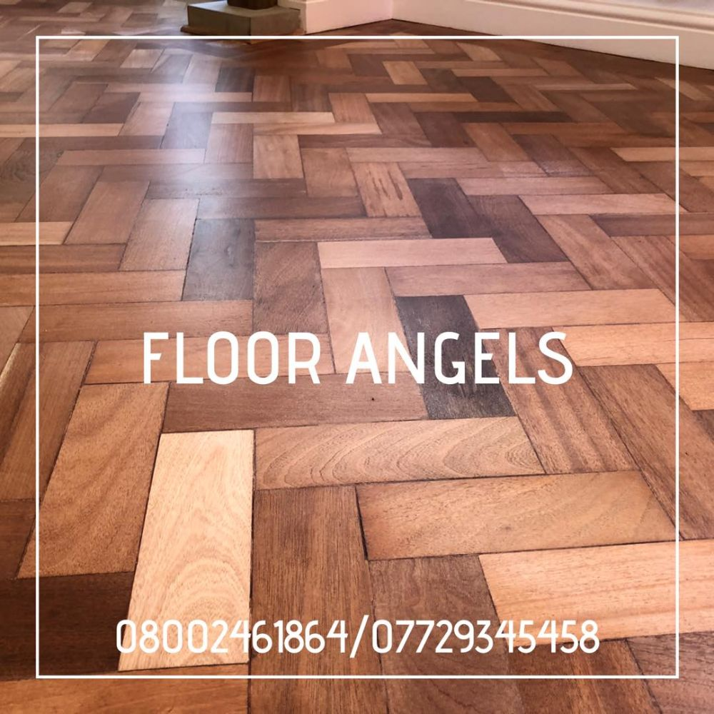 hard floor restoration holmfirth company