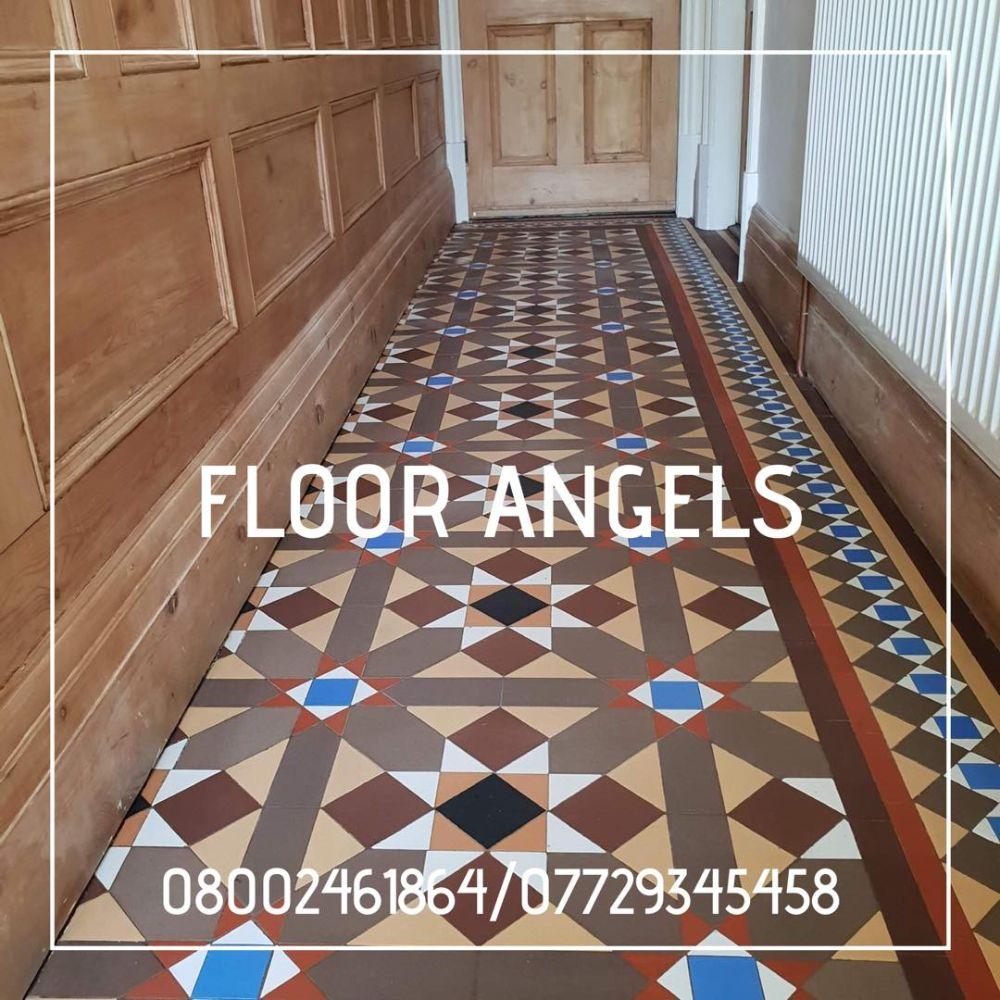 hard floor restorers in huddersfield