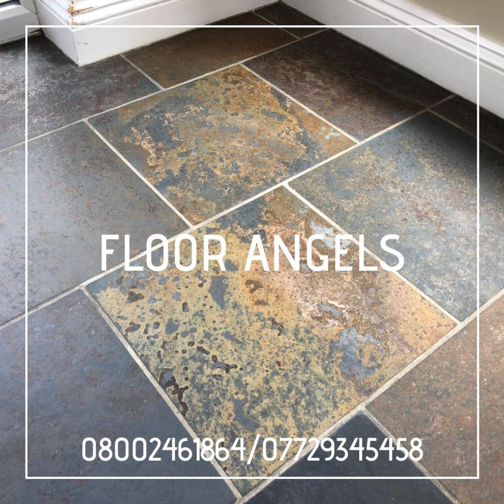 professional hard floor restoration in barnsley