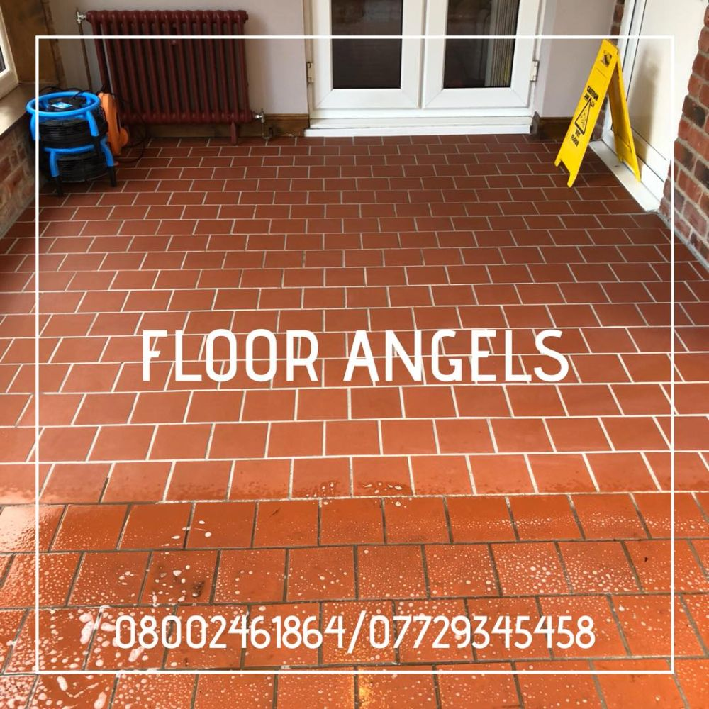 tile floor cleaners in huddersfield